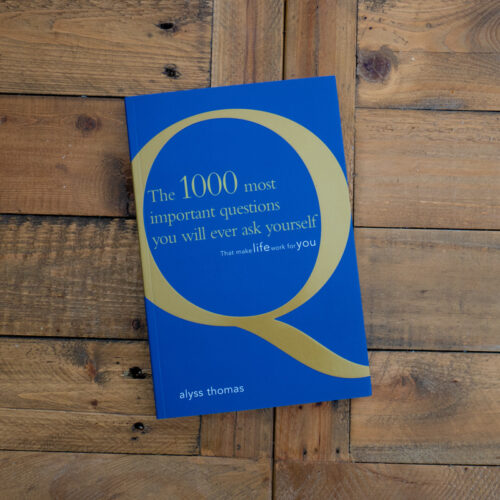 1000 Questions Book by Alyss Thomas