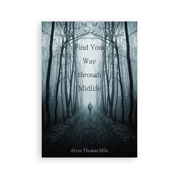 Find your way through midlife - Psychotherapy e-book