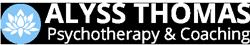 Alyss Thomas Psychotherapy | Psychotherapist in Plymouth, Devon. Logo